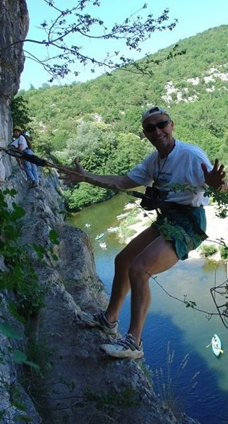 Outdoor adventure (Ardeche) - Dizzy adventure