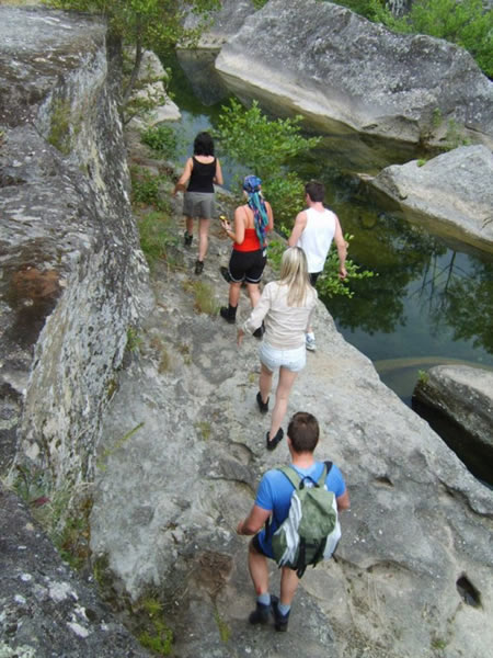 Outdoor adventure Ardeche - Dizzy adventure